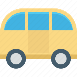 bus, bus toy, kid, kid toy, toy icon