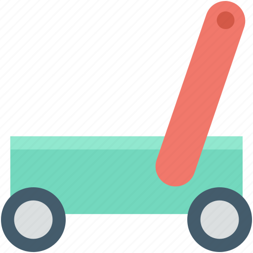 baby toy, kid toy, toddlers toy, trolley, trolley toy icon