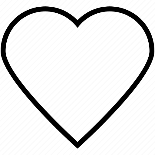 heart, heart shape, love, loving, romance icon