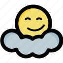 child, happy baby, infant, newborn, smiling baby icon