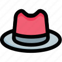 beach cap, cowboy, hat, headwear, western hat icon