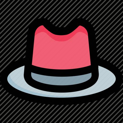 beach cap, cowboy, hat, headwear, western hat icon