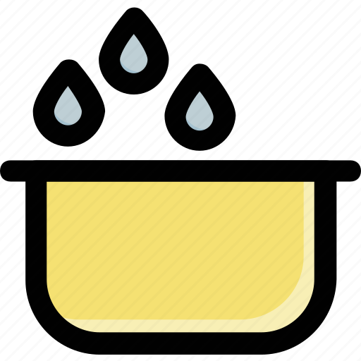 boiling, cookery, cooking, cuisine, steaming pan icon
