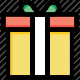 birthday, celebration, giftbox, party, present icon