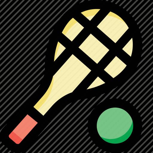 ball, game, play, sports, tennis icon