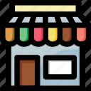 buy, marketplace, shop, store, supermarket icon