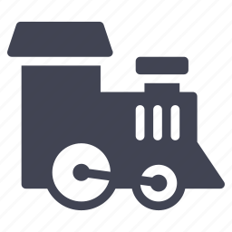 baby, child, kid, toy, train, transport icon