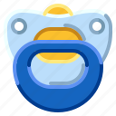 baby, newborn, nipple, pacifier, toddler icon