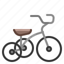 bicycle, toy, bike, tricycle, ride icon