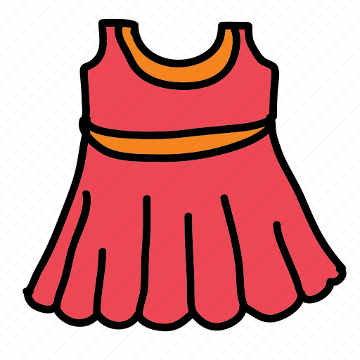 baby, child, dress, outfit, outing, summer icon