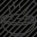 baby, baby food, food, porridge icon