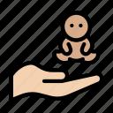 care, child, baby, kid, human