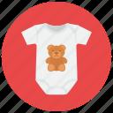 baby clothes, newborn, pregnancy, sleeper icon