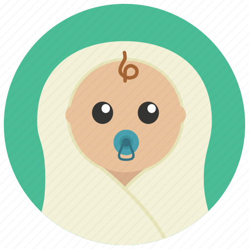 baby, cute, new born, pregnancy, toddler icon