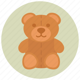 bear, pregnancy, stuffed animal, teddy icon
