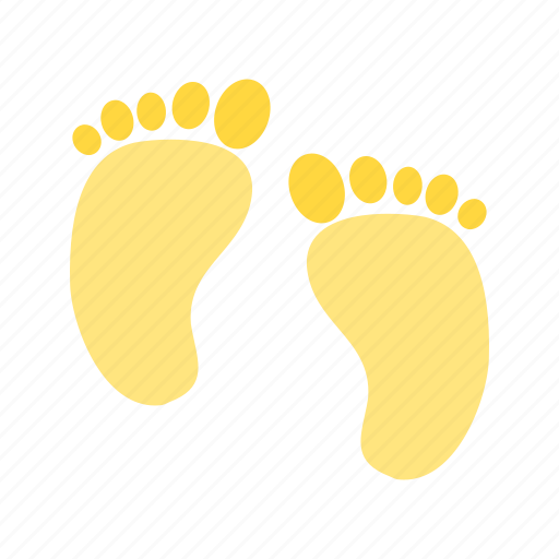 baby, child, childhood, cute, feet, newborn, small icon