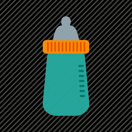 baby, bottle, child, feeding, food, milk, newborn icon