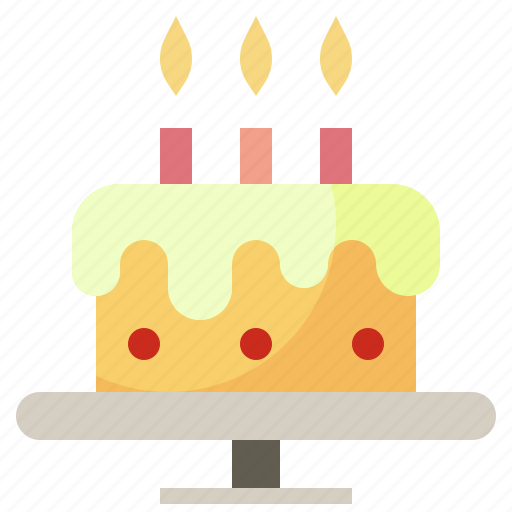 baker, bakery, birthday, cakes, dessert, food, restaurant icon