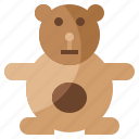 baby, bear, children, fluffy, kid, puppet, teddy