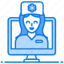 online consultant, online doctor, online healthcare, online physician, telemedicine