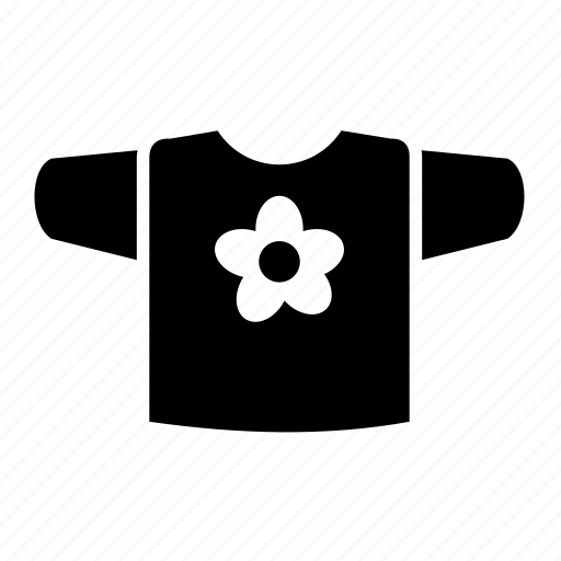 babies, baby, clothes, girl, kid, tee, tshirt icon