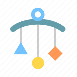 babies, baby, game, kid, moon, roof, toys icon