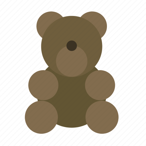 babies, baby, bear, doll, kid, teddy, toys icon