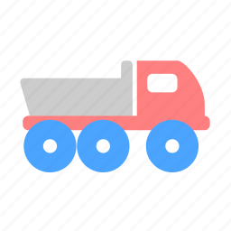 babies, baby, kid, toys, truck, vehicle, wooden icon