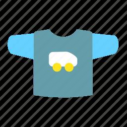 babies, baby, boy, clothes, kid, tee, tshirt icon