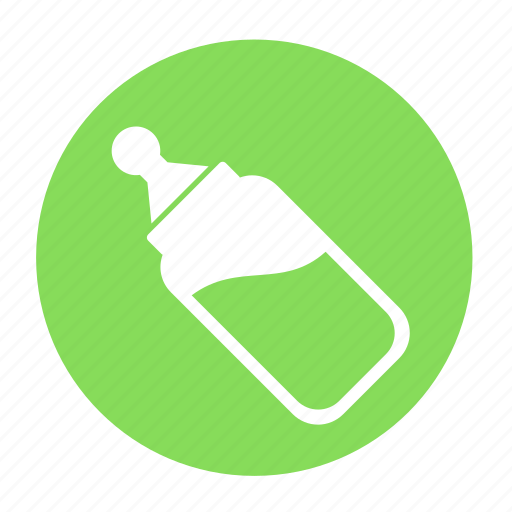 babies, baby, bottle, drink, kid, straw icon