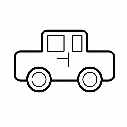 auto, automobile, car, toy, traffic, transport, vehicle icon