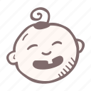 baby, baby shower, boy, mother-to-be, party, pregnancy icon