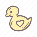 baby, baby shower, ducky, mother-to-be, party, pregnancy, rubber icon