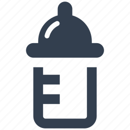 baby, bottle, drink, food, milk icon