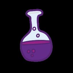 flask, laboratorium, object, school, student, study icon