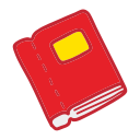 book, object, school, student, study icon