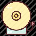 bell, notification, ring, alarm, alert