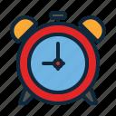 alarm, alert, clock, schedule, time, timer, watch