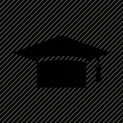 education, graduate, school icon