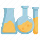 laboratory, research, science, test, tube icon