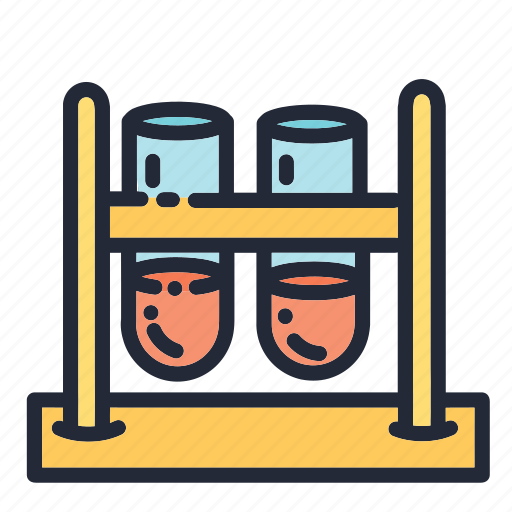 education, educational, school, science, test, tube, tubes icon