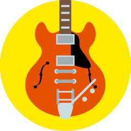 back to the future, gibson, guitar, instrument, music icon