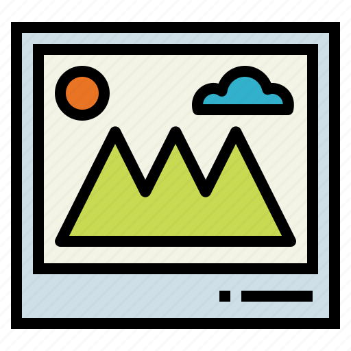 Image, landscape, photo, picture icon - Download on Iconfinder