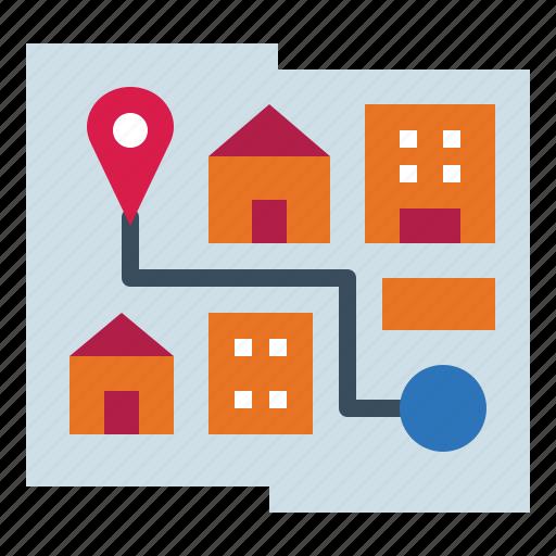 Destination, journey, tou, travel icon - Download on Iconfinder
