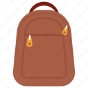 backpack, bag, luggage, sackpack, school bag