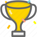 cup, nice, trophy, win, winner icon