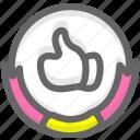 badge, best, good, great, guarantee, nice icon