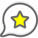 badge, best, review icon