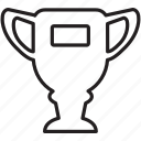 award, game, race, trophy, win icon