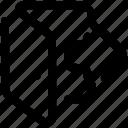 close, exit, logout, output, signout icon